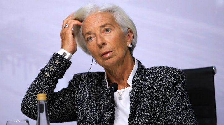 El FMI pone condiciones al acuerdo con Argentina