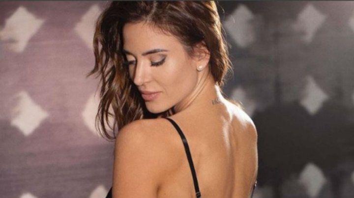 Tras las críticas, Jésica Cirio arremetió con fotos hot