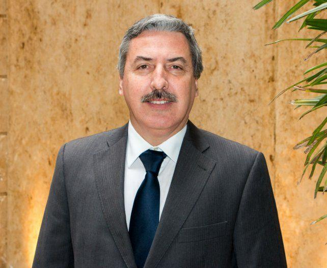 Evento. Carlos Gaona Cifuentes participó de un seminario en Rosario.