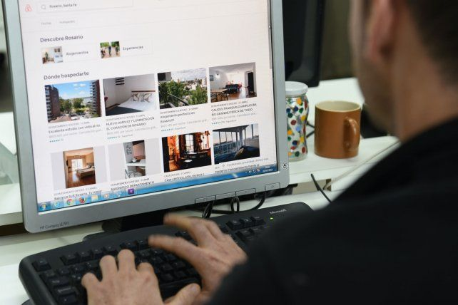 Las redes sociales son el escenario ideal en el que se ofrecen departamentos a precios más bajos que los hoteles o aparts.
