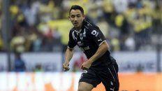 Iván Piris es el marcador de punta derecha que pretende De Felippe para reforzar la última línea.