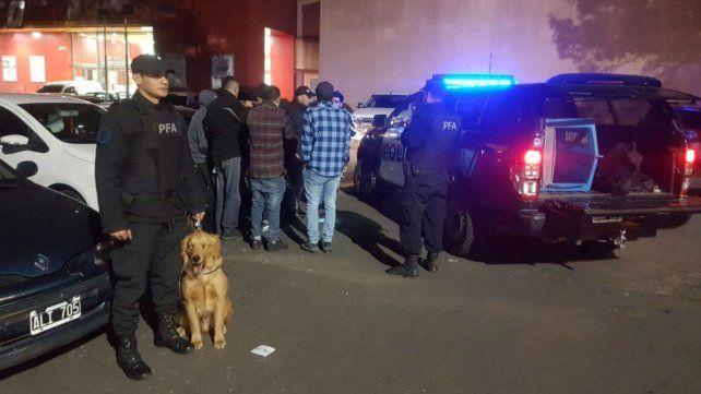 Secuestran éxtasis, ketamina y ácidos en una fiesta electrónica en el Metropolitano