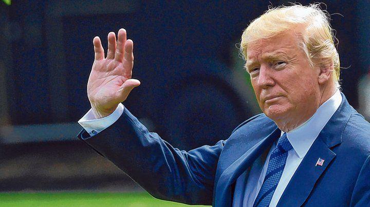 De visita. El presidente de EEUU estará en el país entre el 30 de noviembre y el 1º de diciembre próximos.