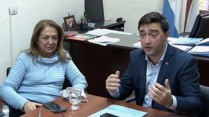 Datos. Fueron aportados por los funcionarios Matías Figueroa Escauriza y Graciela Fescina.