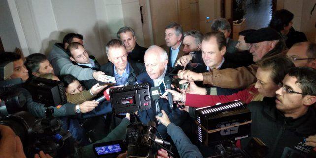 Los gobernadores de la Región Centro se expresaron contra los recortes y el ajuste