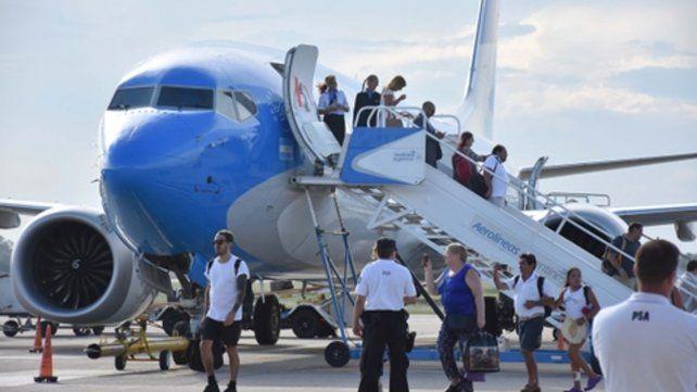 Crecimiento. Para la decisión se tomó en cuenta el gran progreso que tuvo este aeropuerto en los últimos años.