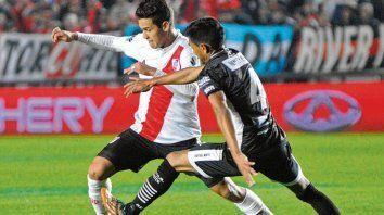 Goleadas. Independiente y River(foto), con todos los titulares, apabullaron con un 8-0 a Central Ballester y un 7-0 a Central Norte de Salta: buscan obtener el pasaje a la Copa Libertadores 2019.