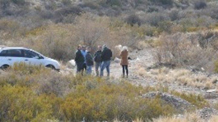 El cuerpo sin vida del empresario de 74 años fue hallado en  un descampado cercano a Godoy Cruz.