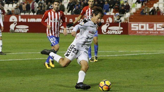 El refuerzo. Mariano Bíttolo disputó la última temporada en Albacete