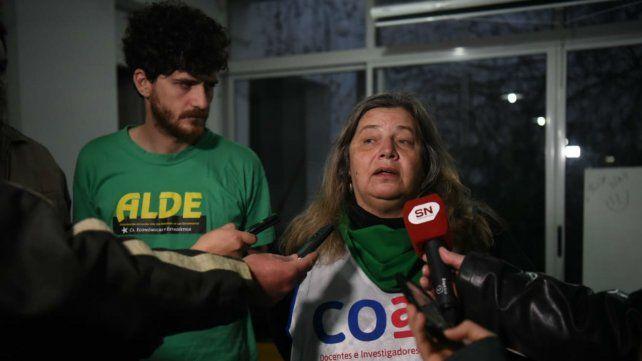 Laura Ferrer Varela, titular de la Coad.