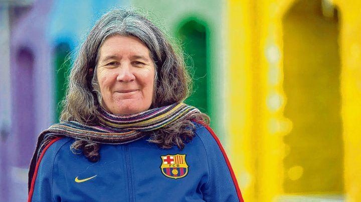 La ex jugadora y entrenadora Mónica Santino llama a abrir la cancha para ir a jugar