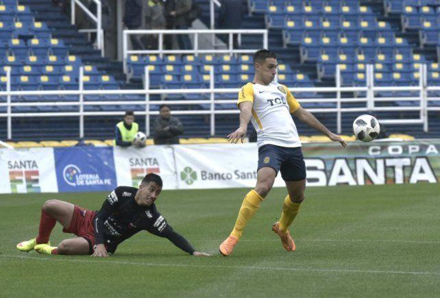 Central cayó 2-1 ante Colón y se quedó afuera de la Copa Santa Fe
