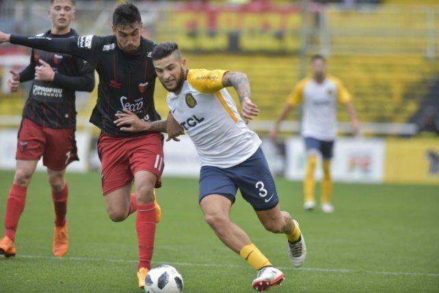 Elías Gómez intenta superar la marca de Marcelo Estigarribia.