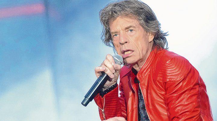 Satisfacción. Jagger cumple 75 años pocas semanas después de haber cerrado una gira con los Stones.