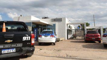 Seccional 32ª. En la comisaría de barrio Godoy prestaba servicios el suboficial Juan Pablo Q., ahora imputado.