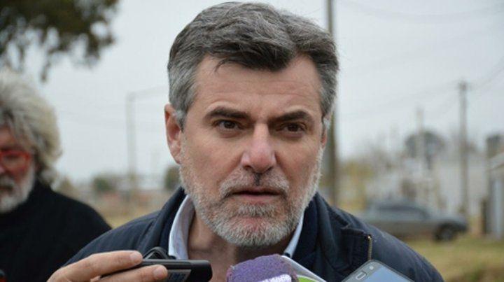Buscan la palabra oficial. El mandatario venadense dijo que la Comisión Plan Autopista gestiona la obra.