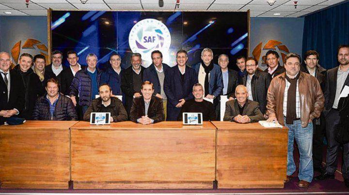 Presencia rosarina en la Superliga