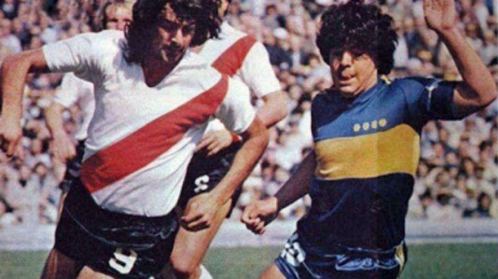 De Diego y Kempes a Messi y Cristiano