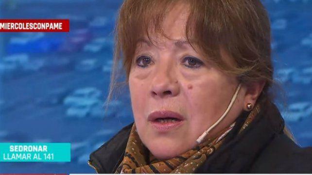 La madre de Pity Alvarez dijo que el músico la está pasando muy mal