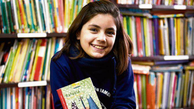 Maitena ya terminó de leer el libro que le prestaron con la historia de Rafaela.
