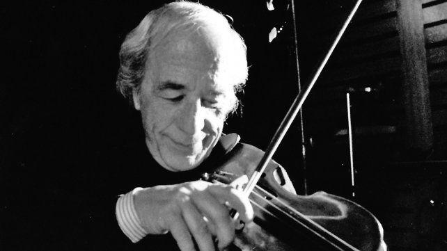 El violinista que pintó su aldea