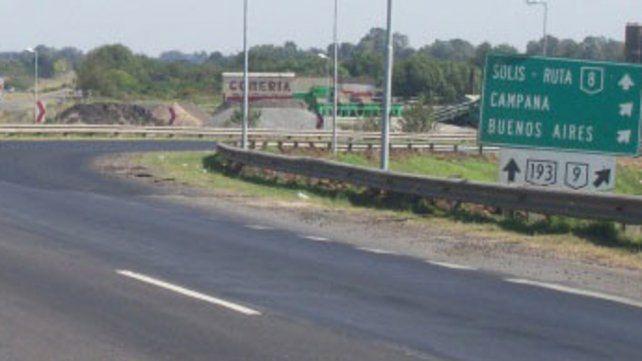 Construirán un tercer carril entre Zárate y Rosario.