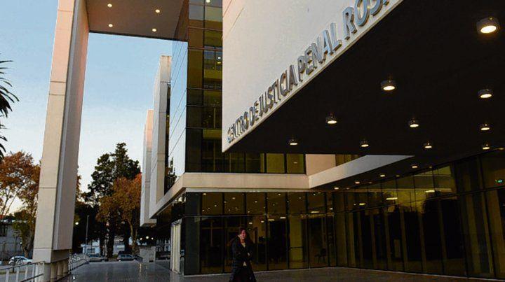 tribunal. El juicio se inició ayer en el nuevo Centro de Justicia Penal.