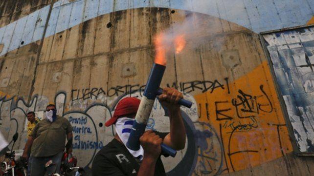 Alvaro Leiva advirtió que la gran mayoría de las víctimas eran  manifestantes civiles que protestaban contra el gobierno de Daniel  Ortega.