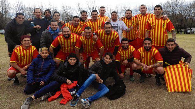 Mallorca se dio el gusto de gritar campeón en Soldini