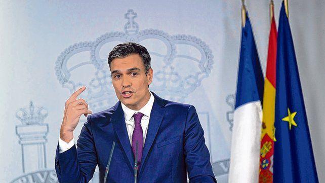 Prueba de fuego. La dura derrota de Sánchez en el Congreso pone en evidencia la fragilidad de su gobierno.