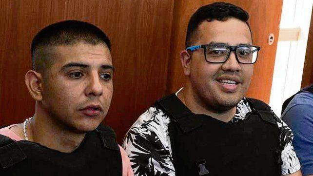 Condenados. Emanuel Chamorro y Ariel Máximo