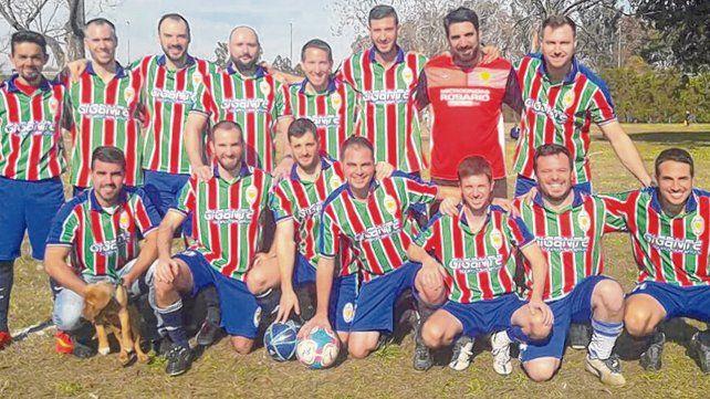 Milano arrasó en mayores de 30 en La Salle