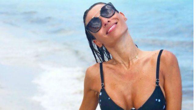 Las sensuales fotos de Pampita en Miami y sin Mónaco