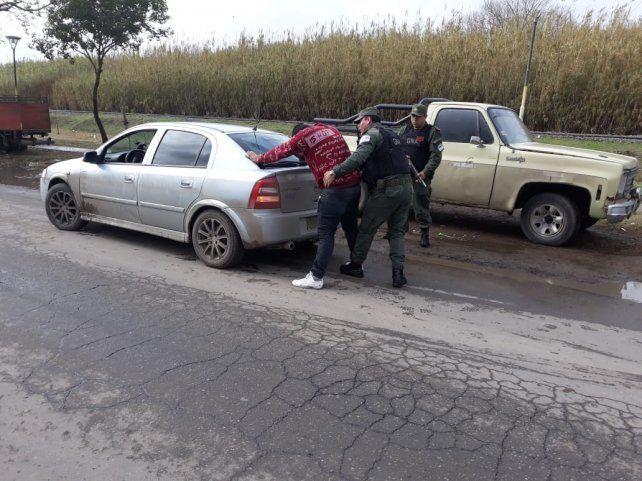 Cayeron dos dos dealers y secuestraron drogas en tres procedimientos de Ge