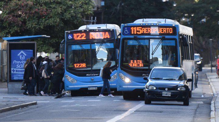 Cardozo: El pésimo transporte en Rosario es responsabilidad del socialismo