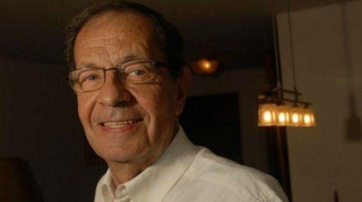 A los 84 años murió el actor y productor Guillermo Bredeston