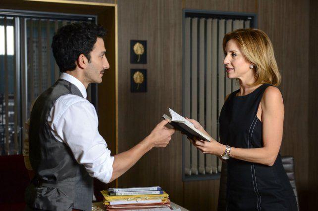 Las excelentes actuaciones de Juan Minujín y Carla Peterson son unas de las claves del éxito.
