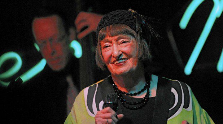 Sheila Jordan llega a Rosario con sus 89 años