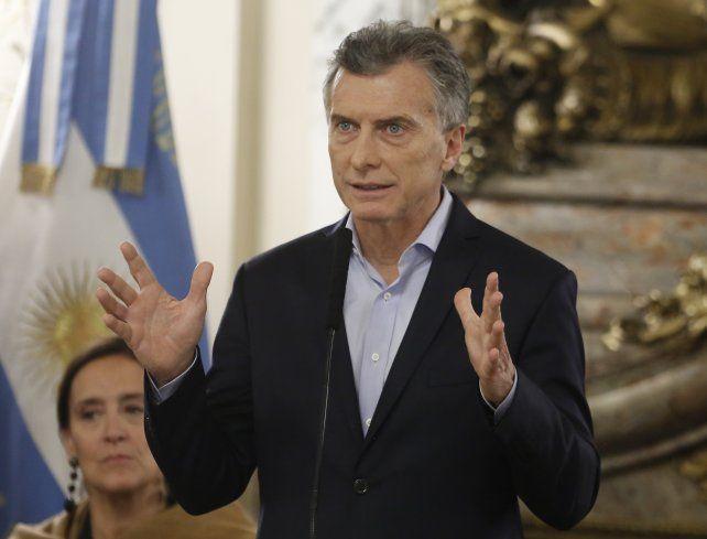 Macri: No importa cuál sea el resultado, hoy ganará la democracia
