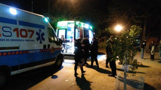 Detienen a dos jóvenes por el homicidio de un hombre en barrio Las Flores