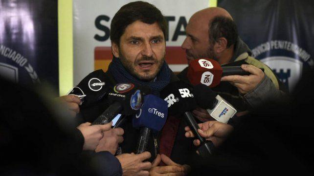 Pullaro admitió que no es agradable recibir amenazas de un sicario como Guille Cantero