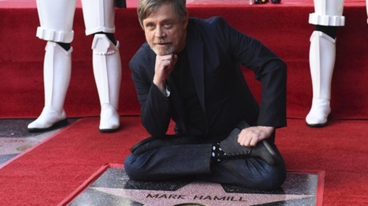 Mark Hamill extraña a Carrie Fisher