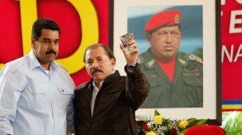 El antiimperialismo craso de Maduro y Ortega se repite por estas  tierras en la militancia de base como única respuesta, cuando la hay.