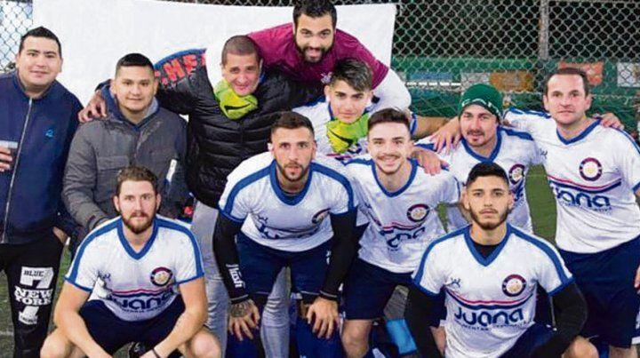 Logro de los pibes de Chelsea en la liga Loval