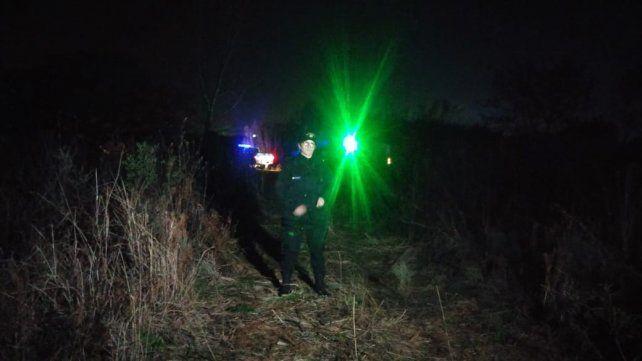 Identifican el cuerpo que fue hallado calcinado con un tiro en la nuca en barrio Tío Rolo