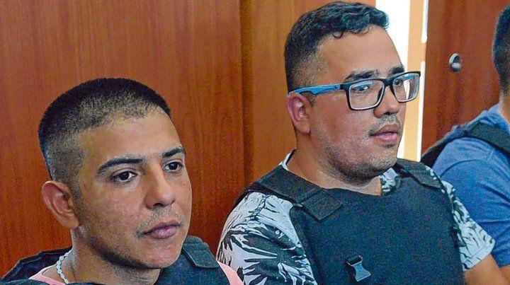 Seguiran lejos. Un camarista dispuso que Emanuel Chamorro y Guille Cantero sigan en cárceles federales.