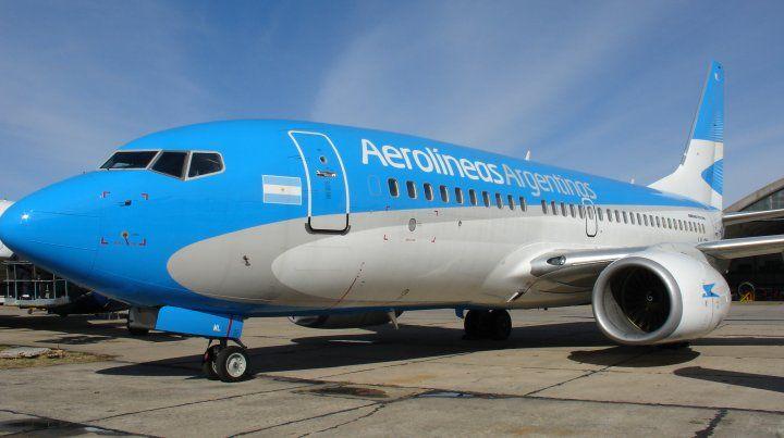 Aerolíneas Argentinas ofrecerá vuelos de cabotaje desde 341 pesos