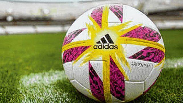 La Superliga ya tiene pelota oficial