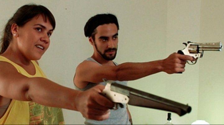De armas tomar. El cortometraje Karma ganó dos Premios Latino. El 15 de septiembre se corona en Marbella.