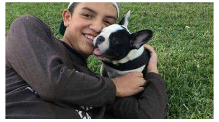 Felipe tenía 17 años y fue asesinado por un vecino que lo confundió con un ladrón.